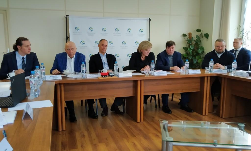 Производители обсудили главные вопросы развития российского специализированного машиностроения