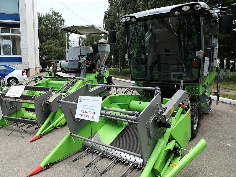 На Кубани в уборке урожая задействуют более 40 тысяч единиц сельскохозяйственной техники