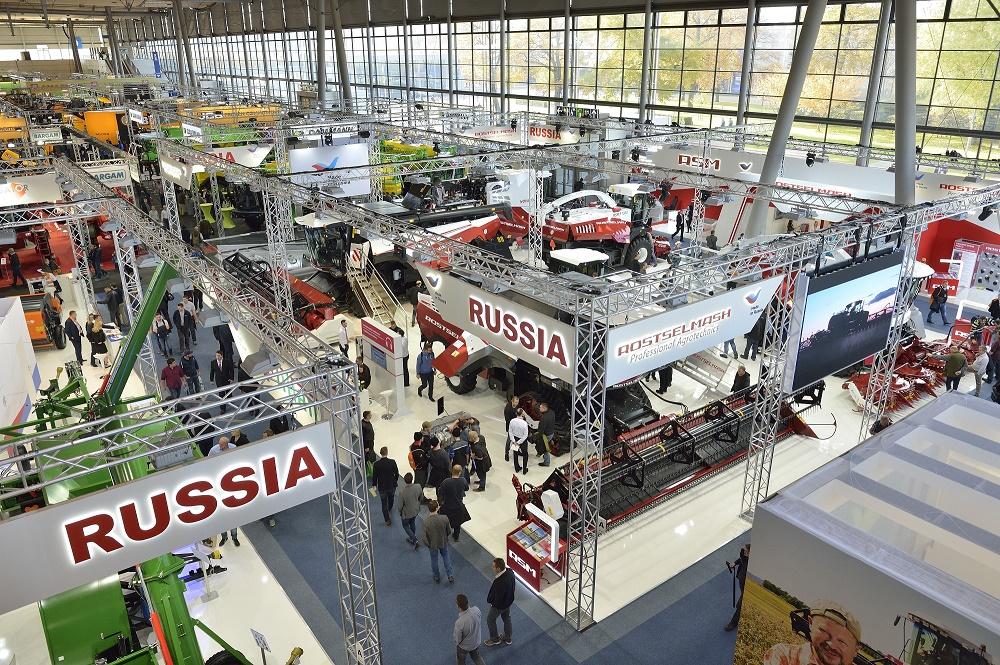 Европейские СМИ отметили успехи российских производителей сельхозтехники