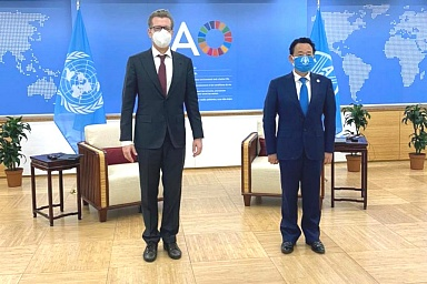 Минсельхоз России укрепляет сотрудничество с Продовольственной и сельскохозяйственной организацией Объединенных Наций